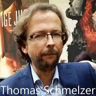 Thomas Schmelzer (Portrait) bei der Premiere zum Film 'Die Uebersinnlichen'