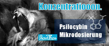 Psilocybin jetzt mikro-dosiert: Magische Pilze haben spektukaläre Heilwirkung! Bei Provithor - Jetzt  über ultrafeel.tv bestellen